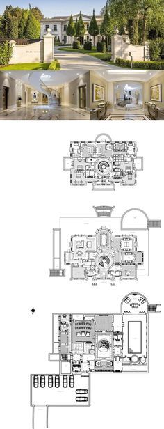 Million Newly Built Mansion In Surrey Englan…
