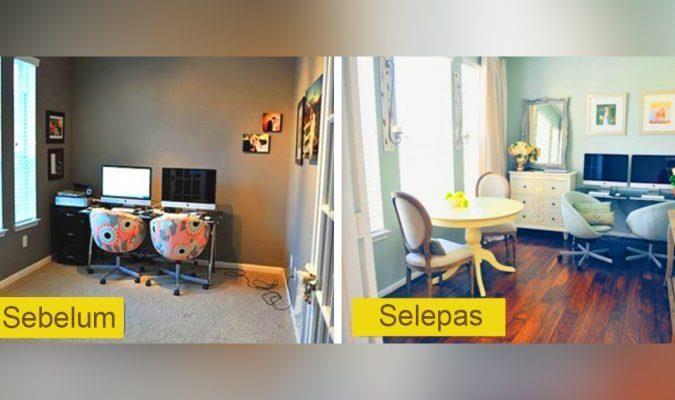 Susun atur Ruang Tamu Rumah Flat Power Mengubahsuai Ruang Dalaman Susun atur Pelan Lantai Ruang Dalaman