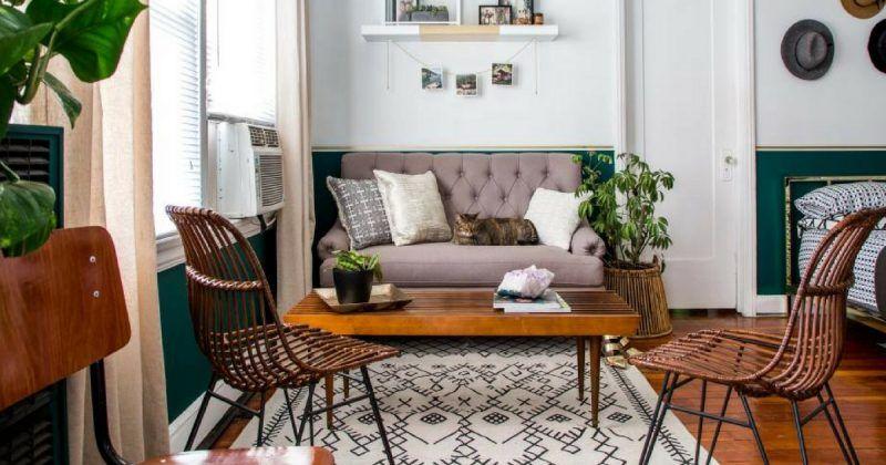 8 Tip Memilih Kerusi Dan Sofa Untuk Ruang Tamu Kecil