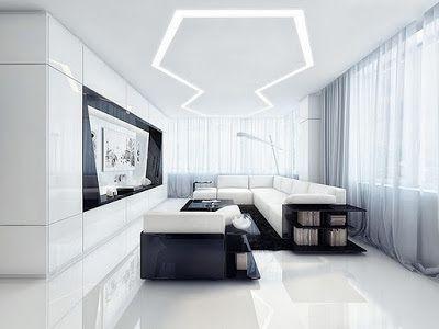 Susun atur Ruang Tamu Sempit Power Interiorudayana14