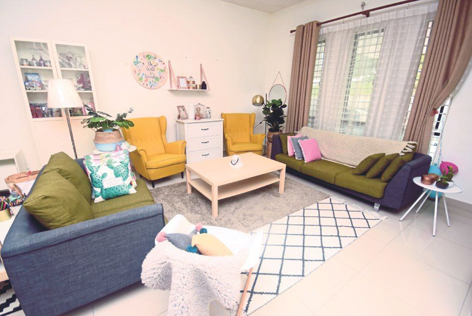 Susun atur Rumah Minimalis Meletup Terap Nilai Positif Melalui Dekorasi