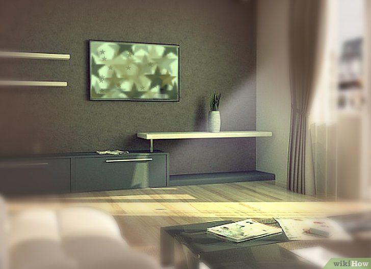 Cara Untuk Contoh Dekorasi Hiasan Dalaman Terbaik Rumah Flat Berguna Cara Mendekorasi Rumah Wikihow