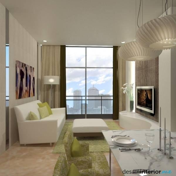 Sebenarnya ruang kecil boleh menjelma selesa andai kena a adunannya Berikut contoh contoh susun atur bagi flat atau apartment