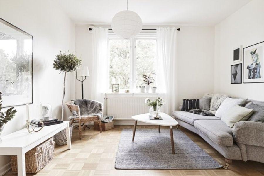 Cara Untuk Deko Dalam Rumah Berguna Deko Rumah Dengan Sentuhan Hiasan Scandinavian