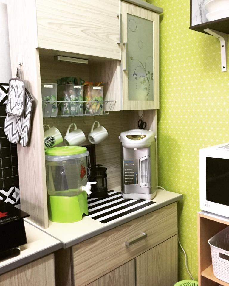 Cara Untuk Deko Dapur Rumah Kampung Berguna Guna Perabot Basic Untuk Dapur Sempit Tapi Ini Hasilnya Impiana