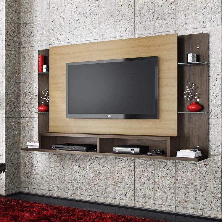 Cara Buat Kabinet Tv Dinding