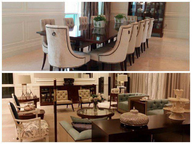 Cara Untuk Deko Depan Rumah Teres Penting 15 Foto Dekorasi Mewah Ala English Rumah Chef Wan Yang Menakjubkan