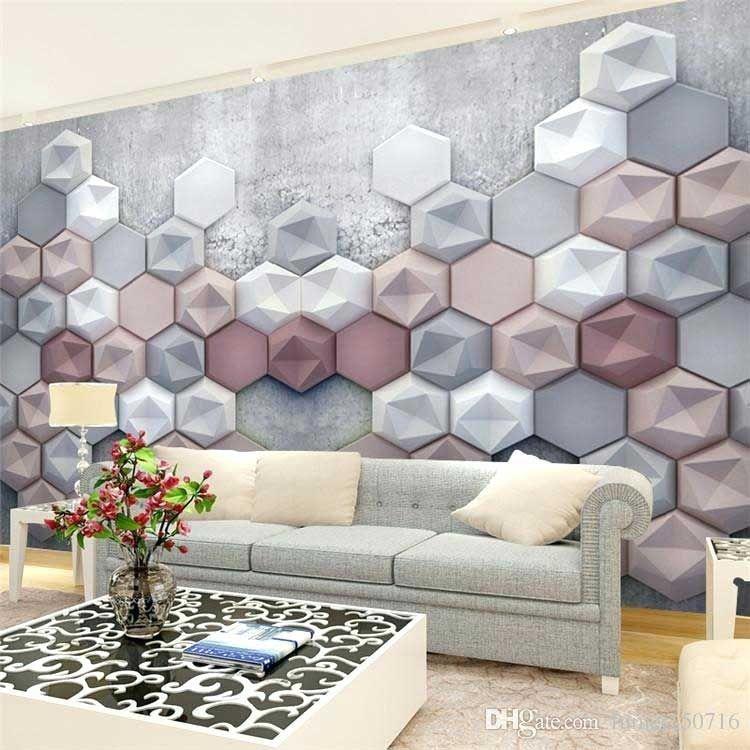 Cara Untuk Deko Dinding Rumah Berguna Pilih Pilih Motif Wallpaper Dinding Ruang Tamu