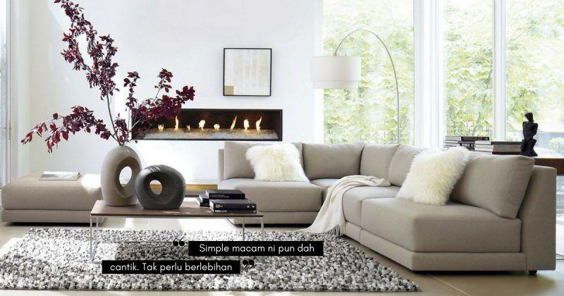 Cara Untuk Deko Ruang Rumah Kecil Berguna Cipta Ruang Tamu Lebih Santai & Fleksibel Dengan 6 Tip Dekorasi Ini