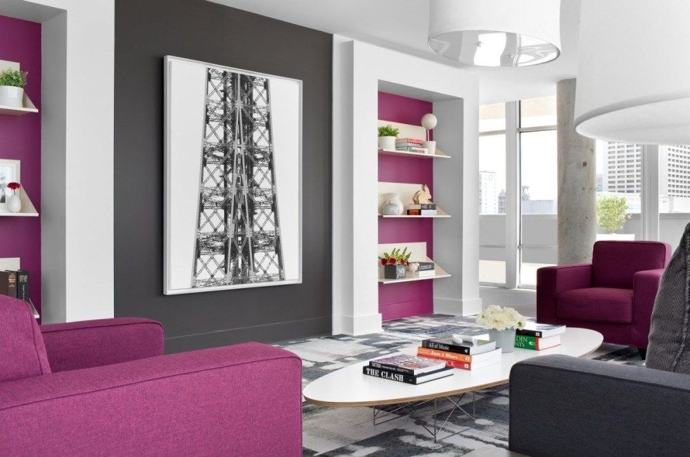 Cara Untuk Deko Ruang Tamu Kecil Rumah Teres Terhebat 7 Kombinasi Warna Cat Ruang Tamu Ini Buat Suasana Lebih Dinamis