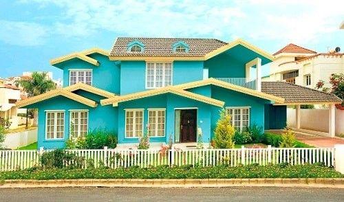 Cara Untuk Deko Rumah Hijau Bermanfaat 20 Inspirasi Cat Rumah Warna Hijau Untuk Rumah anda