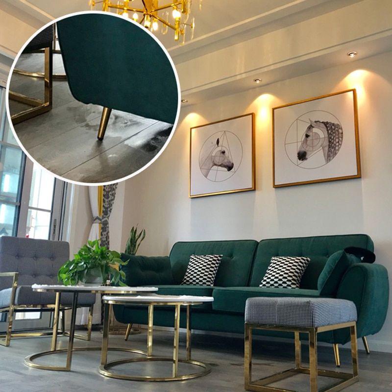Cara Untuk Deko Rumah Ikea Power 4 Buah Meja Kursi Kaki Meja Metal Tapered sofa Lemari Kabinet