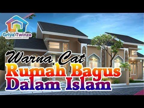 Warna cat yang bagus menurut islam tampak depan