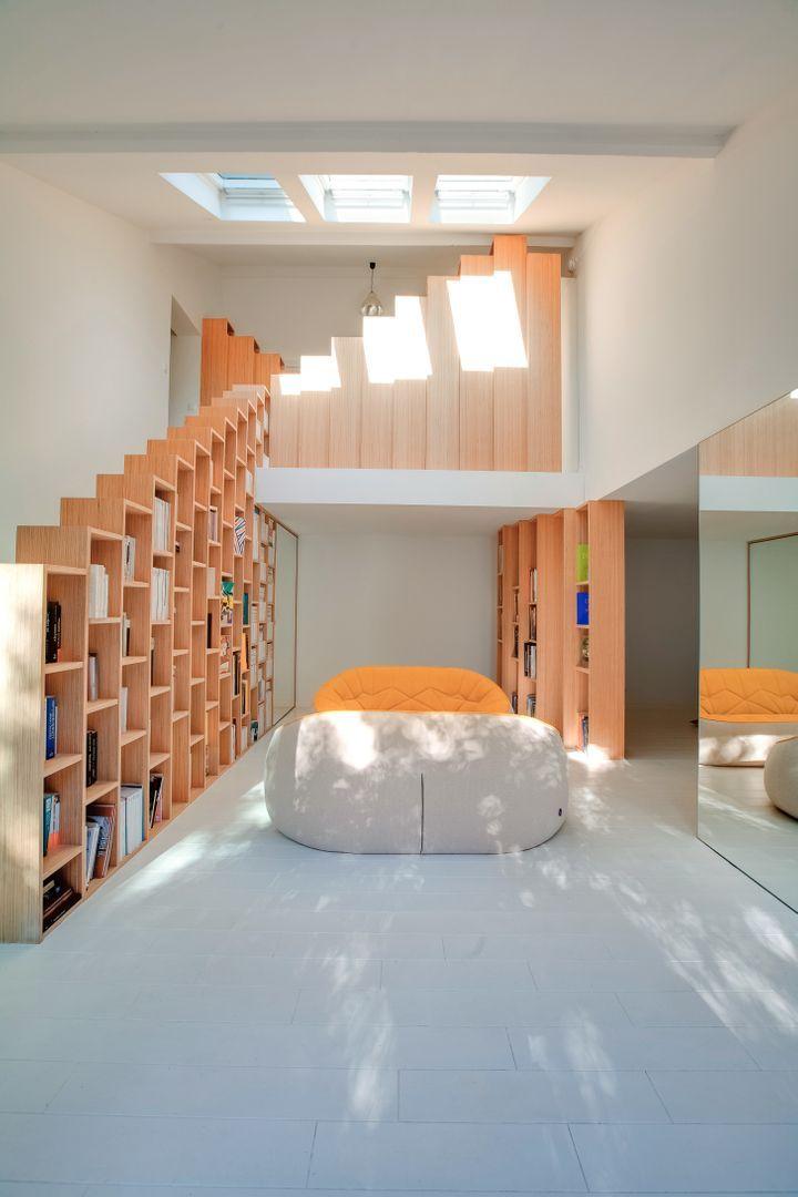 Cara Untuk Deko Rumah Moden Meletup This Bookshelf House is Every Book Lover S Dream Home