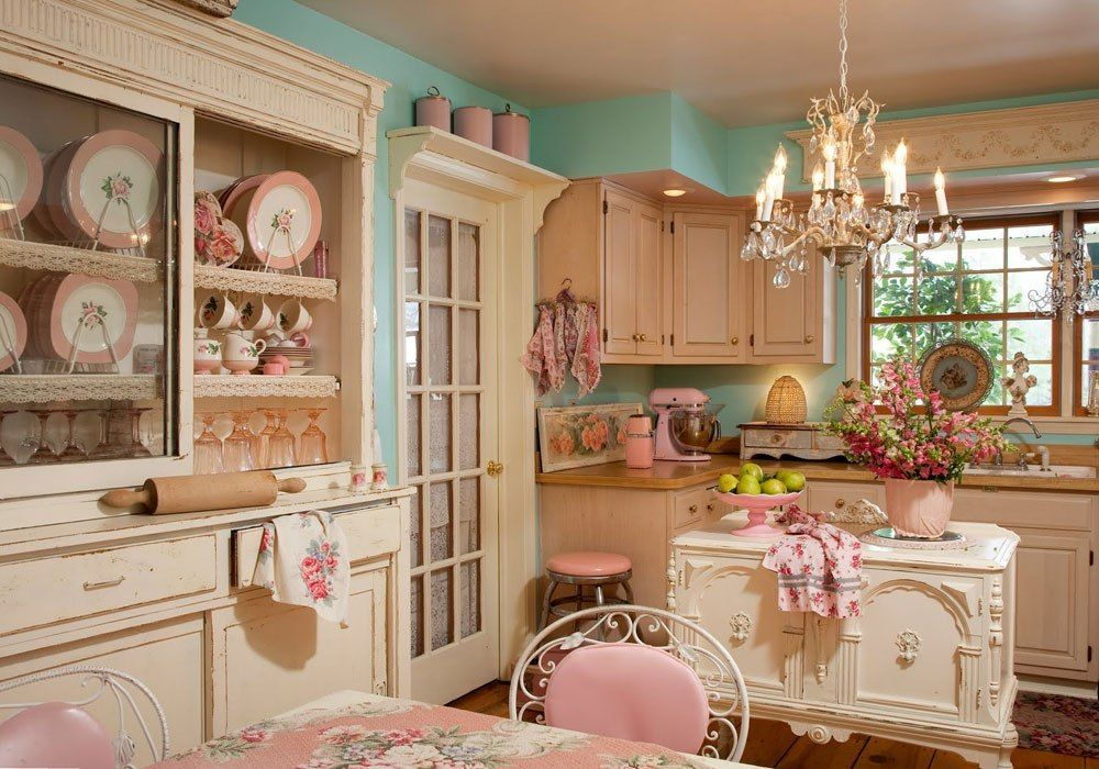shabby chic interior design style tips and inspiration 2