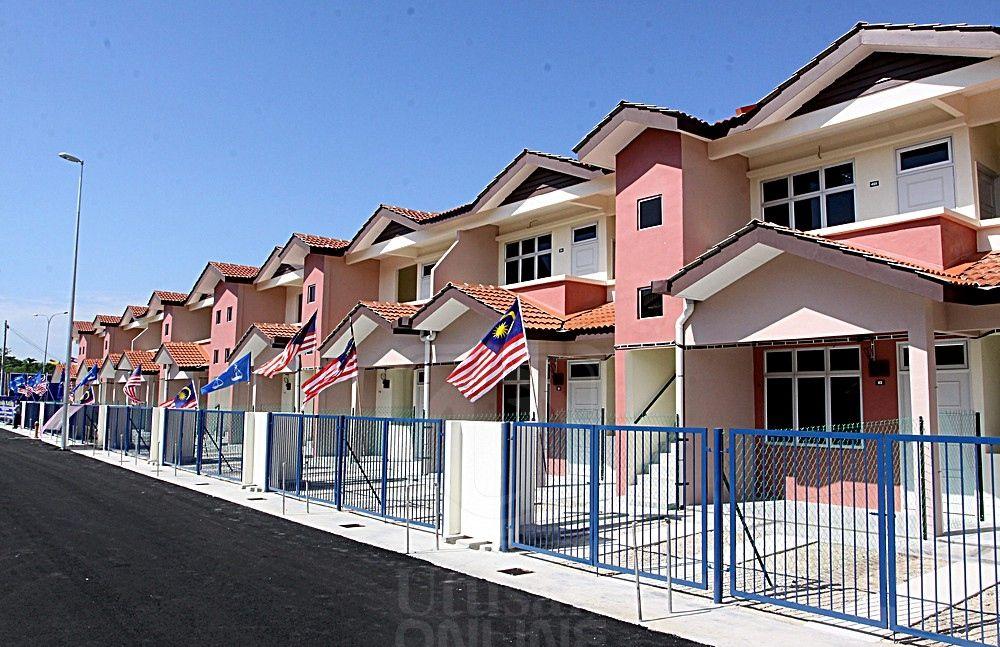 Cara Untuk Deko Rumah Pprt Menarik Peruntukan Rm4 1b Bina Rakyat Nasional Utusan Line
