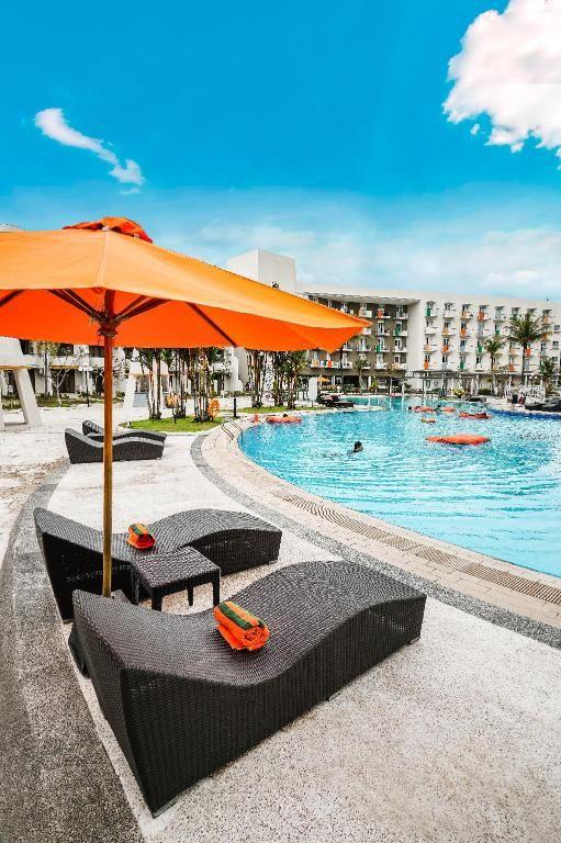 Cara Untuk Deko Rumah Teres 2 Tingkat Terbaik Harris Resort Batam Waterfront Pulau Batam Jimat Di Agoda