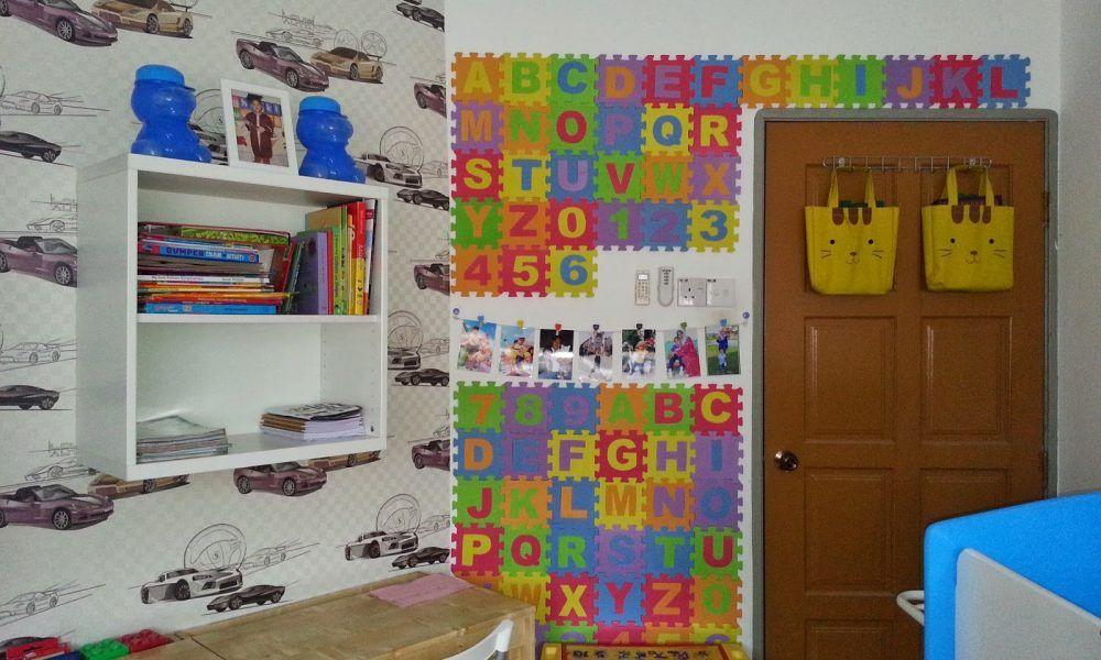 projek diy hiasan wallpaper 1000x600