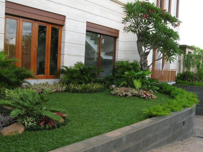 Cara Untuk Deko Taman Dalam Rumah Terhebat 65 Desain Taman Depan Rumah Mungil Minimalis