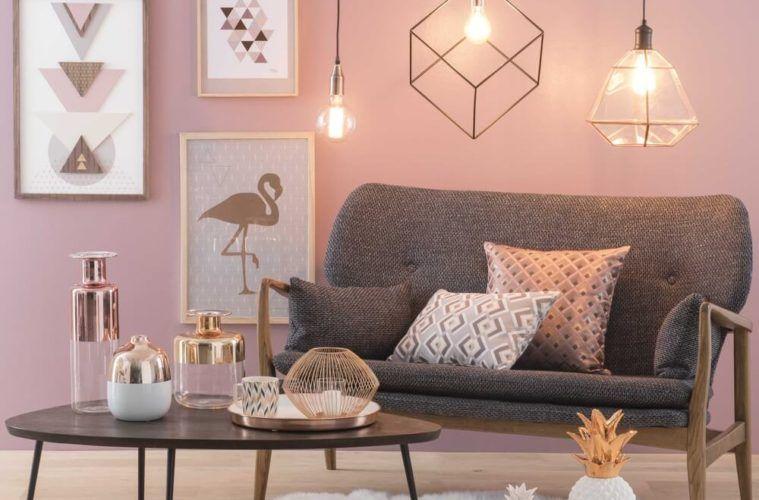 Cara Untuk Deko Warna Cat Rumah Baik Pesona Warna Rose Gold Untuk Desain Interior Kekinian Arsitag