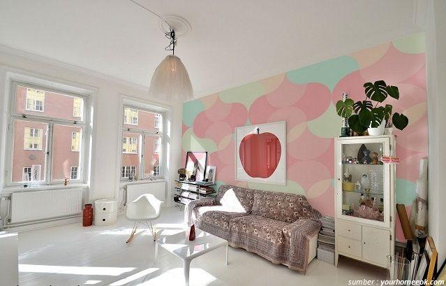 Cara Untuk Dekorasi Apartment Penting 9 Ide Desain Apartemen Feminin Nan Elegan Tahun 2019