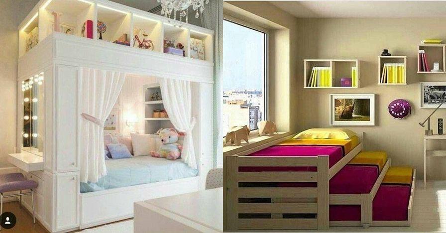 10 desain kamar lucu minimalis buat anak si kecil dijamin betah a
