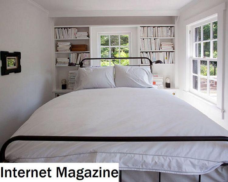 Jika anda mempunyai bilik tidur kecil anda tidak bersendirian ia adalah salah satu masalah dekorasi bilik tidur yang paling biasa