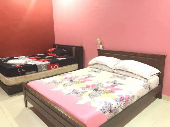 Dekorasi Bilik Tidur Dengan Bajet RM600 Dalam Masa 2 Hari Je Siap Jom Tiruvasi