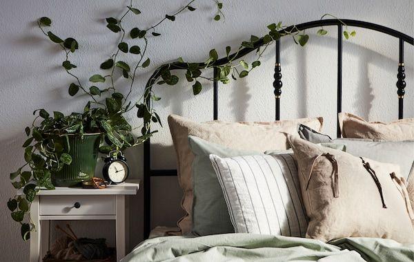Lima cara untuk menjemput alam semula jadi ke bilik tidur anda