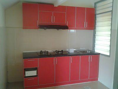 Tajuk n3 terus menerus dari nama kedai kitchen kabinet yang telah dilantik untuk menghiasi dapur kecil baru kite Semalam 11 1 2012 Rabu seharian
