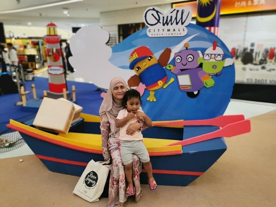 Cara Untuk Dekorasi Hari Raya Terhebat Bercuti Raya Bersama Didi & Friends Rileklah Di Quill City Mall