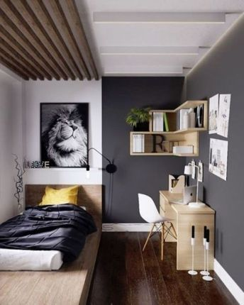 Cara Untuk Dekorasi Hiasan Dalaman Terbaik Apartment Malaysia Meletup Lebih Maskulin Intip 5 Ide Dekorasi Kamar Tidur Untuk Pria