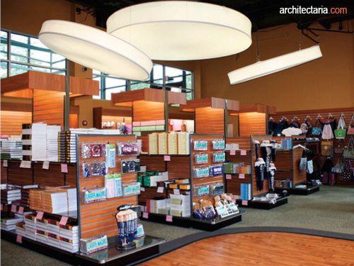 display barang 3 Desain Interior Toko Retail atau Butik