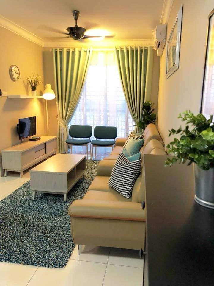 Cara Untuk Dekorasi Hiasan Dalaman Terbaik Condominium Bermanfaat Dekor Bajet Kediaman Ppa1m Berkeluasan 850sqf Hasilnya Menarik