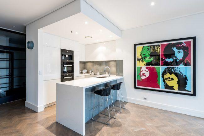 Cara Untuk Dekorasi Hiasan Dalaman Terbaik Dapur Bermanfaat Dapur Kecil Di Bagian Interior Ide Penyimpanan