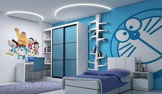 Cara Untuk Dekorasi Hiasan Dalaman Terbaik Klasik Bermanfaat 25 Dekorasi Kamar Doraemon Untuk Desain Kamar Yang Menarik