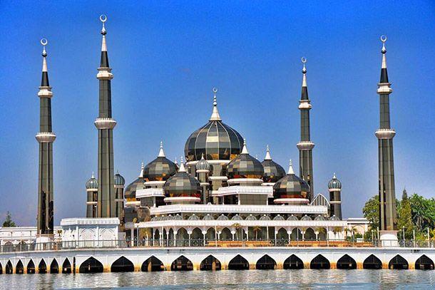 Cara Untuk Dekorasi Hiasan Dalaman Terbaik Masjid Kristal Penting 43 Tempat Menarik Di Kuala Terengganu 2019