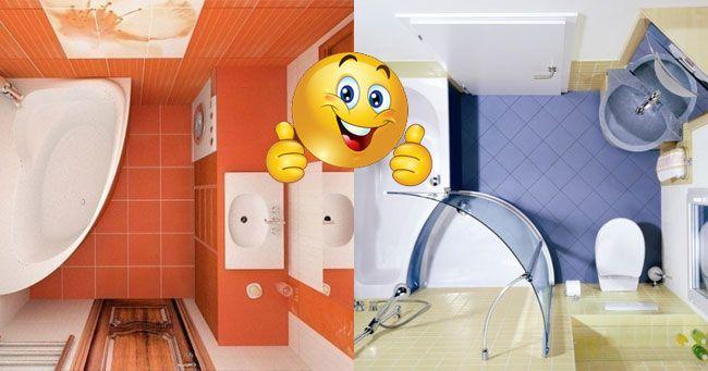 Cara Untuk Dekorasi Hiasan Dalaman Terbaik Moden Bermanfaat 11 Idea Hebat Dekorasi Bilik Air Bersaiz Kecil Rumah