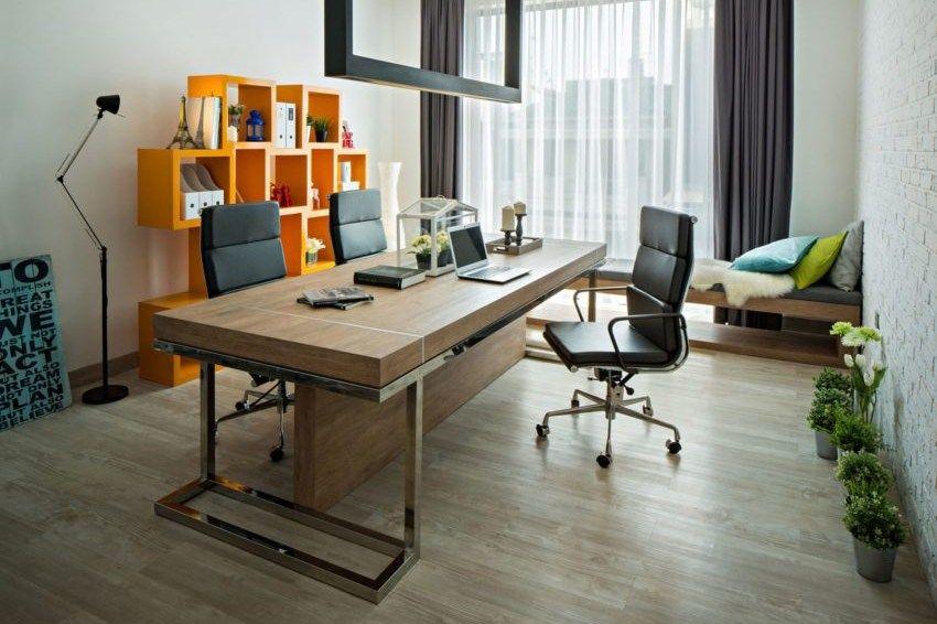 Cara Untuk Dekorasi Hiasan Dalaman Terbaik Office Bernilai 6 Ide Ruangan Kerja Minimalis Bikin Kerja Lebih Fokus