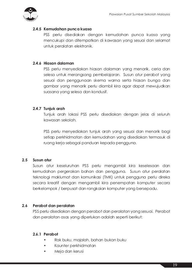 Cara Untuk Dekorasi Hiasan Dalaman Terbaik Pusat Sumber Sekolah Bernilai Piawaian Pusat Sumber Sekolah Malaysia