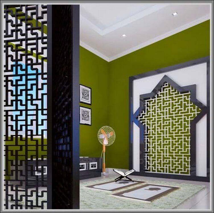 Cara Untuk Dekorasi Hiasan Dalaman Terbaik Ruang Tamu Moden Bermanfaat 9 Panduan Mengubah Ruang Sederhana Menjadi Mushola Yang Menenangkan