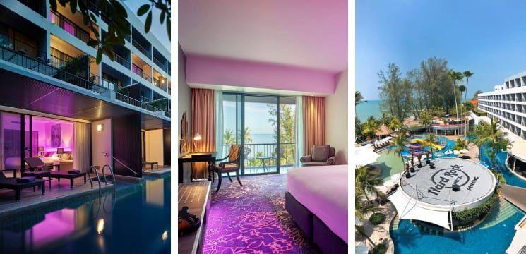 hotel menarik tepi pantai penang
