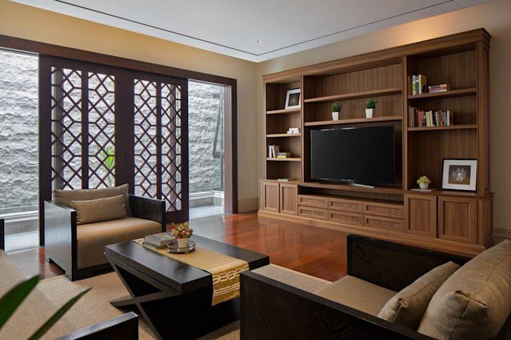 Cara Untuk Dekorasi Hiasan Dalaman Terbaik Ruang Tamu Warna Biru Terhebat Jasa Kontraktor Interior Tangerang
