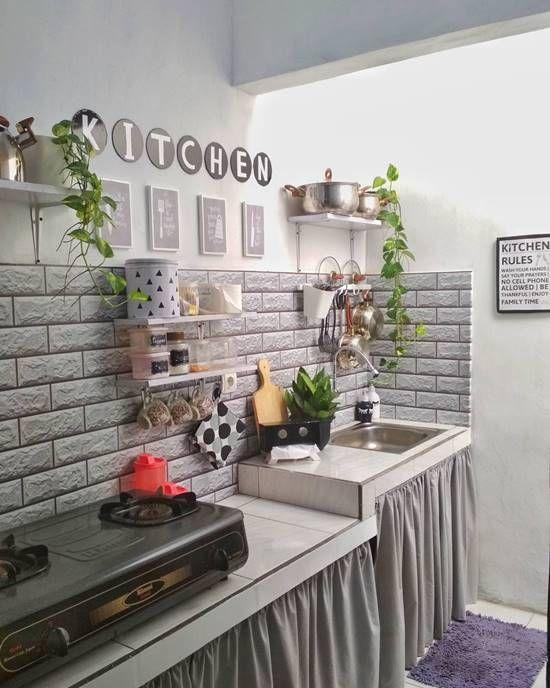 Cara Untuk Dekorasi Hiasan Dalaman Terbaik Rumah Ruang Tamu Menarik 7 Tips & Inpirasi Desain Dapur