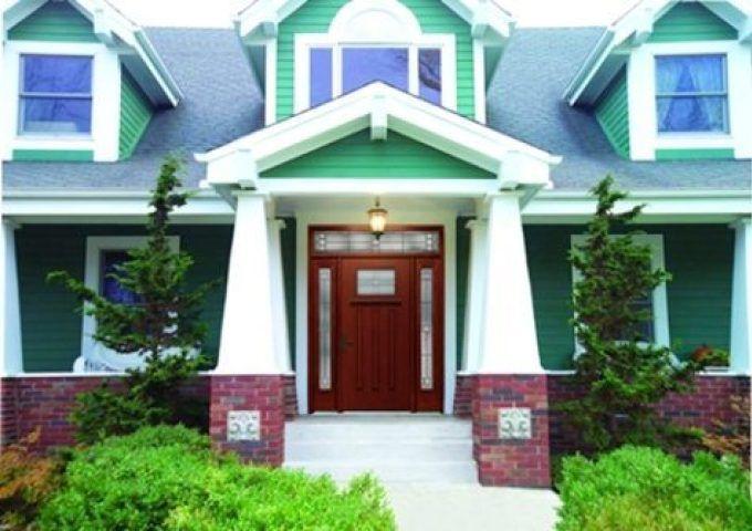 Cara Untuk Dekorasi Hiasan Dalaman Terbaik Rumah Banglo Mewah Power Cat Rumah Minimalis Warna Hijau
