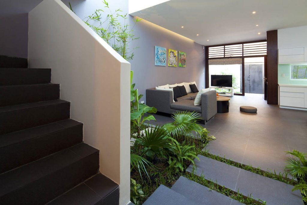 Cara Untuk Dekorasi Hiasan Dalaman Terbaik Rumah Minimalis Penting Ingin Punya Taman Minimalis Di Dalam Rumah