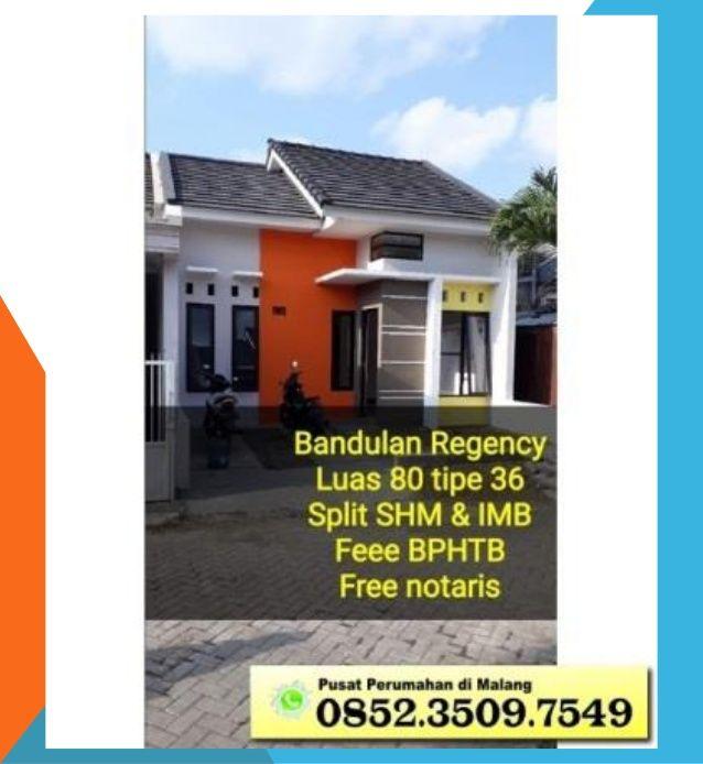 Wa 0852 3509 7549 Cari Rumah Kampung Murah Malang Rumah Minimalis M