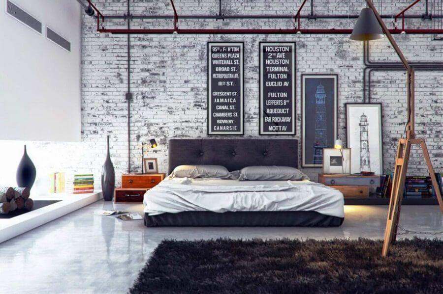 Cara Untuk Dekorasi Hiasan Dalaman Terbaik Rumah Kondominium Menarik Lebih Maskulin Intip 5 Ide Dekorasi Kamar Tidur Untuk Pria