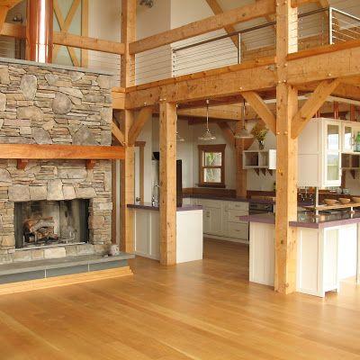 Gambar Interior Design Rumah Kayu