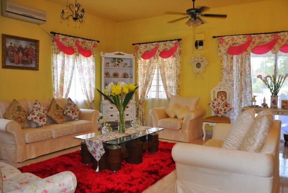 Cara Untuk Dekorasi Hiasan Dalaman Terbaik Rumah Moden Bermanfaat Hiasan Ruang Tamu Rumah Kampung